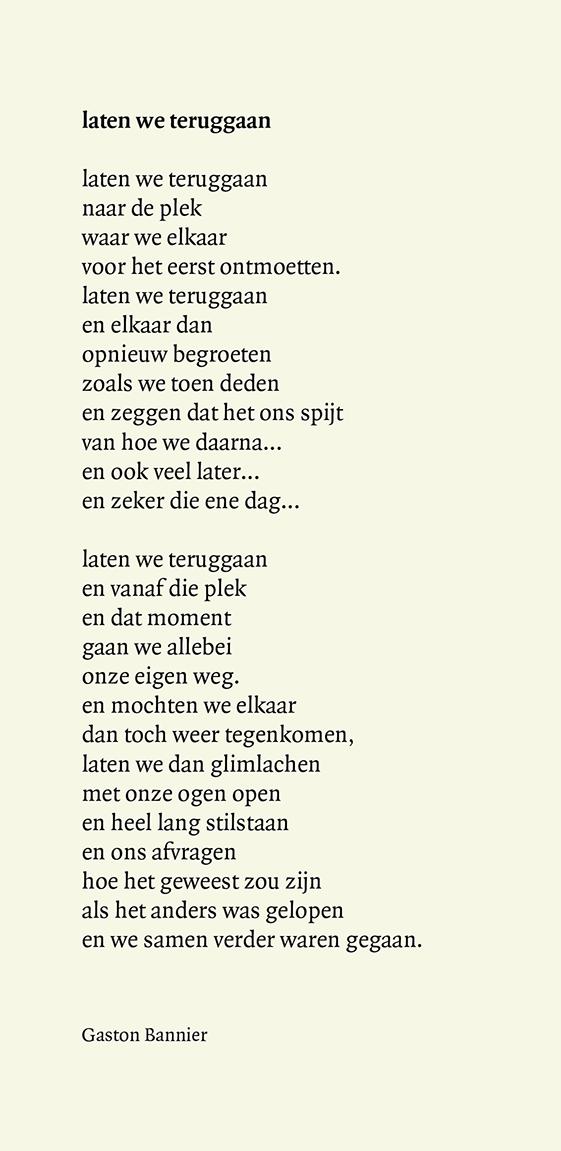 Poezie Gaston Bannier